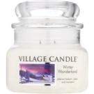 Village Candle Winter Wonderland vela perfumado 269 g pequeno