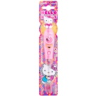 VitalCare Hello Kitty Toothbrush for Kids with Flashing Timer Soft (Timer 60 seconds)
