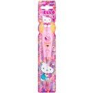 VitalCare Hello Kitty zobna ščetka za otroke z utripajočim časomerom
