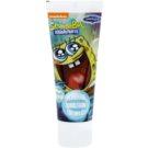 VitalCare SpongeBob fogkrém gyermekeknek íz Bubble Gum (With Fluoride, Striped) 75 ml