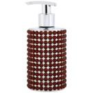 Vivian Gray Precious Crystals Red sabonete líquido de luxo para mãos (Refillable) 250 ml