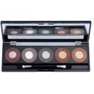 W7 Cosmetics Autumn Eyes paleta cieni do powiek z lusterkiem i aplikatorem 5 x 1,5 g