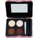 W7 Cosmetics Brow Parlour набір для моделювання  ідеальної форми брів 5 гр