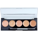 W7 Cosmetics Camouflage Kit Concealer Palette With Mirror And Applicator  2 g