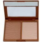 W7 Cosmetics Hollywood bronzer z ogledalom (Bronze & Glow) 13 g