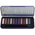 W7 Cosmetics In the Night Eye Shadow Palette With Applicator (12 Eye Shadows) 15,6 g