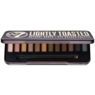 W7 Cosmetics In the Buff Lightly Toasted Eye Shadow Palette With Applicator  15,6 g