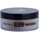 W7 Cosmetics Make Up & Glow krémový bronzer (Bronzing Base) 35 g