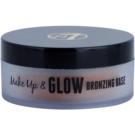 W7 Cosmetics Make Up & Glow polvos bronceadores en crema  35 g