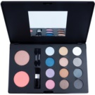 W7 Cosmetics The Tool Kit Multifunctional Face Palette With Mirror And Applicator  46,8 g