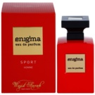 Wajid Farah Enigma Sport Eau de Parfum para homens 100 ml