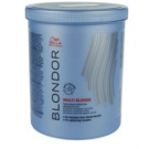 Wella Professionals Blondor posvetlitveni puder (Multi Blonde Bleaching Powder) 800 g