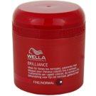 Wella Professionals Brilliance maseczka  do delikatnych włosów farbowanych  150 ml