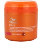 Wella Professionals Enrich mascarilla para cabello fino y lacio (Moisturizing Treatment) 150 ml