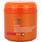 Wella Professionals Enrich Moisturizing And Nourishing Mask For Thick, Coarse And Dry Hair (Moisturizing Treatment) 150 ml