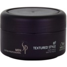 Wella Professionals SP Men Modellierende Haarpaste für Herren (Textured Style Matte Paste) 75 ml