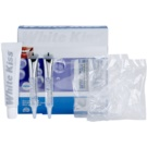 White Kiss Flash tratamento branqueador para dentes  4 un.