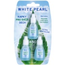 White Pearl Dental Care dropsuri pentru respiratie proaspata (Without Sugar) 3 x 3,7 ml