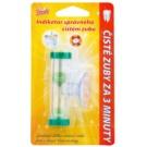 White Pearl Smile indikátor správného čištění zubů Green