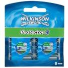 Wilkinson Sword Protector 3 Ersatzklingen (Aloe + Comfort + Protection) 8 St.