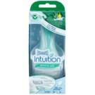 Wilkinson Sword Intuition Sensitive Care holiaci strojček (With 100% Natural Aloe + Vitamin E)