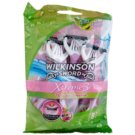 Wilkinson Sword Xtreme 3 Beauty Sensitive jednorázová holítka 8 ks  8 ks