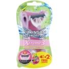 Wilkinson Sword Xtreme 3 Beauty Sensitive jednorázové holiace strojčeky (Aloe Vera) 6 Ks