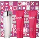 Xoxo Xoxo darčeková sada I. parfémovaná voda 100 ml + telové mlieko 100 ml + sprchový gel 100 ml