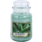 Yankee Candle Aloe Water Duftkerze  623 g Classic groß