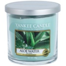 Yankee Candle Aloe Water ароматна свещ  198 гр. Décor малка