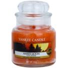Yankee Candle Amber Moon vela perfumado 104 g Classic pequeno