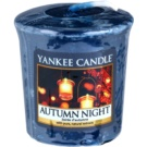 Yankee Candle Autumn Night Votivkerze 49 g