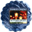 Yankee Candle Autumn Night cera para lámparas aromáticas 22 g