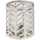 Yankee Candle Arrow Chrome Скляний підсвічник для вотивної свічки