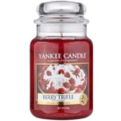 Yankee Candle Berry Trifle Duftkerze  623 g Classic groß