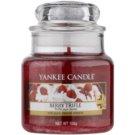 Yankee Candle Berry Trifle vonná svíčka 104 g Classic malá