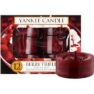 Yankee Candle Berry Trifle vela do chá 12 x 9,8 g