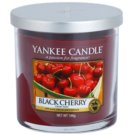 Yankee Candle Black Cherry Duftkerze  198 g Décor klein