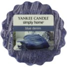 Yankee Candle Blue Denim віск для аромалампи 22 гр