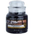 Yankee Candle Black Coconut Scented Candle 104 g Classic Mini