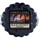 Yankee Candle Black Coconut illatos viasz aromalámpába 22 g
