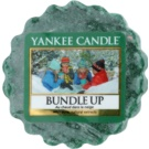Yankee Candle Bundle Up Wachs für Aromalampen 22 g