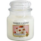 Yankee Candle Strawberry Buttercream lumanari parfumate  411 g Clasic mediu