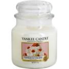 Yankee Candle Strawberry Buttercream świeczka zapachowa  411 g Classic średnia