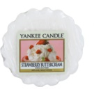 Yankee Candle Strawberry Buttercream Wachs für Aromalampen 22 g