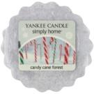 Yankee Candle Candy Cane Forest Wachs für Aromalampen 22 g