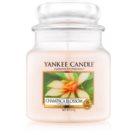 Yankee Candle Champaca Blossom ароматизована свічка  411 гр Classic  середня