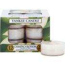 Yankee Candle Champaca Blossom čajová svíčka 12 x 9,8 g