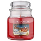 Yankee Candle Christmas Eve Duftkerze  411 g Classic medium