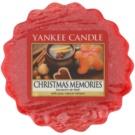 Yankee Candle Christmas Memories віск для аромалампи 22 гр